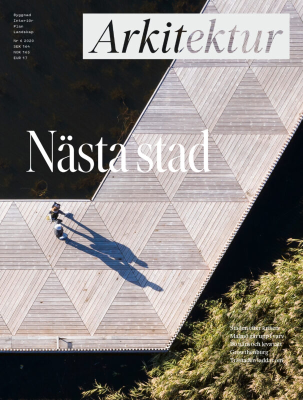 Arkitektur – Nästa stad tar form