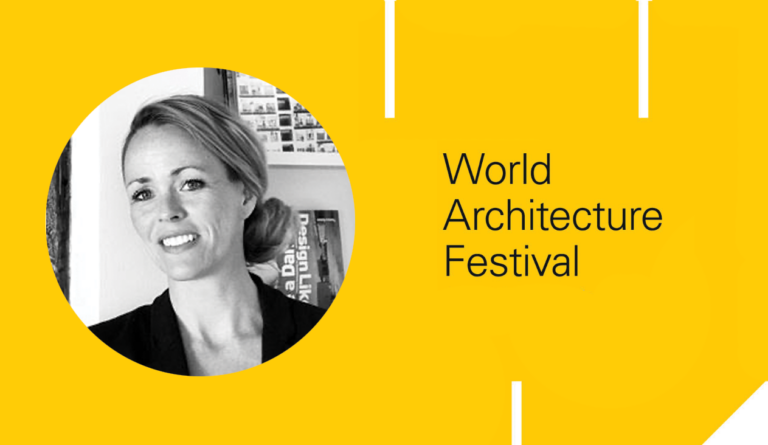 Gaia ark jury i World Architecture Festival